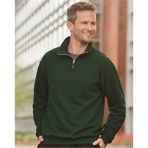 JERZEES Nublend® Cadet Collar Quarter-Zip Sweatshirt