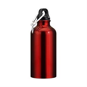 Aluminum Sports Bottle with Bag Clip