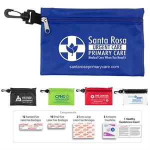 All-You-Need 28 Piece Multiple Bandage First Aid Kit