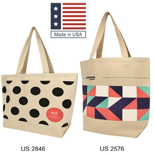Made in USA Canvas Bags