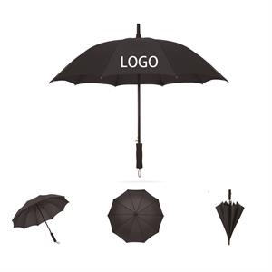 "39"" Straight Long Handle Auto Open Umbrella"