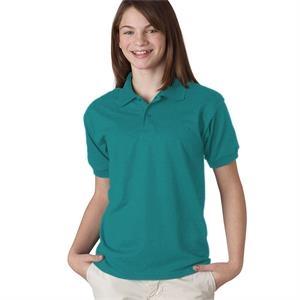 Gildan Dryblend Youth 5.6 oz 50/50 Cotton/ Polyester Polo