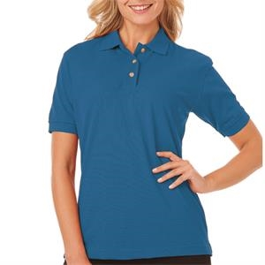 Blue Generation Easy Care 6.7 oz 60/40 Cotton/Polyester Polo