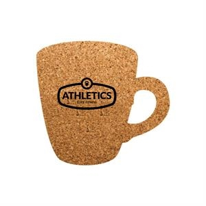 Custom Full-Color Post Cards wih Coffee Cup Coasters