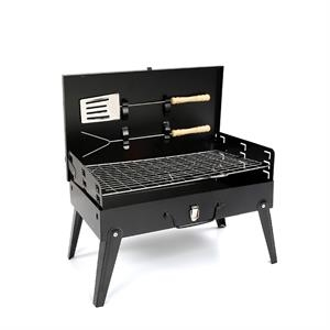 Foldable Barbecue Grill w/ Tools