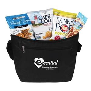 Appreciation Is In The Bag Cooler Bag And Snacks
