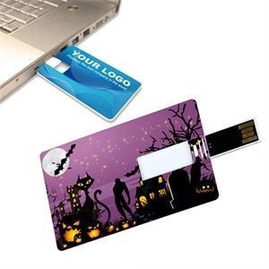 USA Decorated USB Flash Drives Credit Card USB Drive