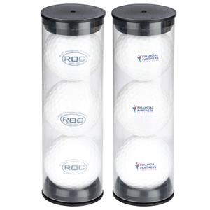 Triple Golf Balls