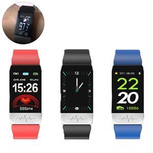 Body Temperature Smart Watch Thermometer Pedometer