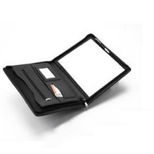 Zippered Portfolio Folder