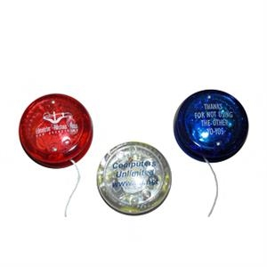 Light Up Yo-yo With Clutch