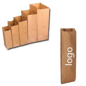 Kraft Paper Bag Bread bag Gift Wrap Bag