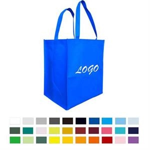 80GSM Non-woven Shopping Grocery Tote Bag