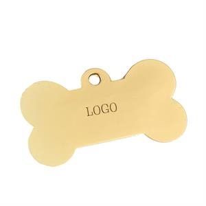 Zinc Alloy Dog Tag
