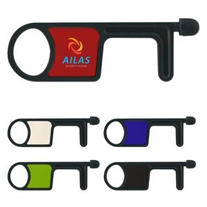 Door Opener Stylus With Antimicrobial Additive