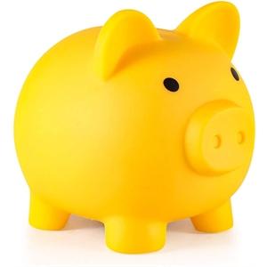 Unbreakable Rubber Piggy Bank