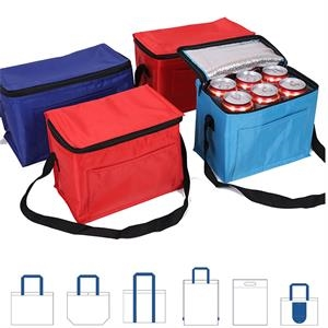 Collapsible Insulated Cooler Bag Pack