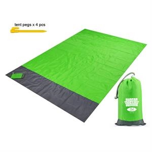 Waterproof Foldable Picnic Blanket In a Pouch