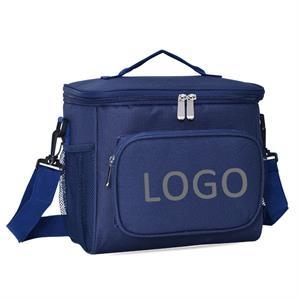 Adjustable Shoulder Strap Tote Lunch Bag
