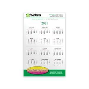 "PaperSplash(SM) 5 3/8"" x 8 3/8"" Wall Calendar"