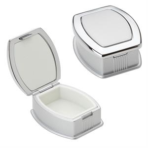 Salute I Square styled Pill Box