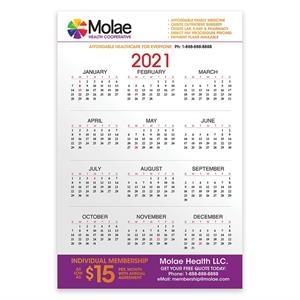 "PaperSplash(SM) 11"" x 17"" Wall Calendar"