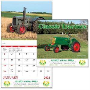 Stapled Classic Tractors 2022 Calendar