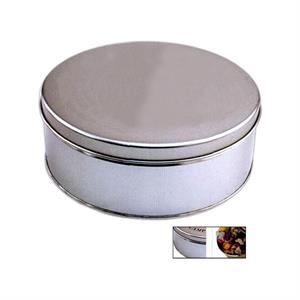 Large Round Empty Multi-purpose Tin