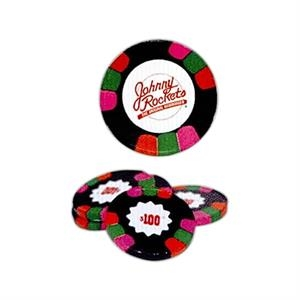 Dark Mint Chocolate $100 Poker Chips