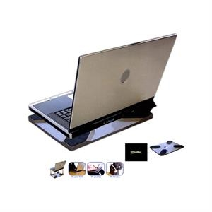 Non-slip Laptop Cooler And Heat Shield
