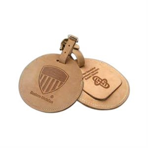 Golf Tournament Tag w/Security Flap