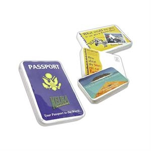 Smasht (tm) - Passport - Auto Postcard Smasht, Flower Seed Pack, Frozen Meal Shaped Compressed T-shirt
