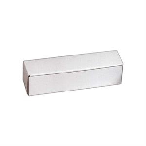"Addition Of Spot Mount Label - B-flute Box This Is A More Durable Material And Wider Flute, 14"" X 3 1/2"" X 3 1/2"""