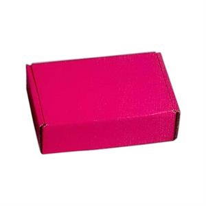 "Four Color Process - B-flute Box This Is A More Durable Material And Wider Flute. 9"" X 6 1/2"" X 2 3/4"""