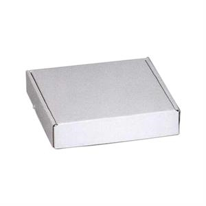 "Addition Of Spot Mount Label - E-flute Box This Material Is A Finer Flute, 7"" X 6 3/4"" X 1 1/2"""