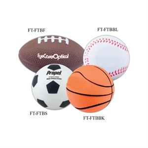 Basketball - Foam Stress Relievers Balls In Sport Shape