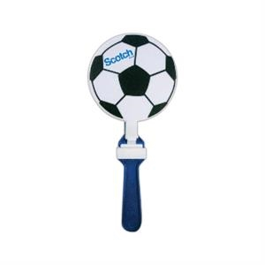"Soccer - 7"" Sports Ball Clapper"