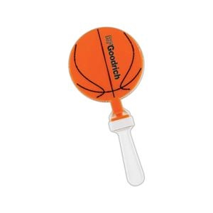 "Basketball - 7"" Sports Ball Clapper"