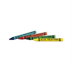 Four Pack, Economy Crayon Set