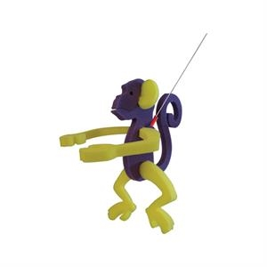 Monkey on a Leash