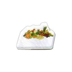 "Produce Shaped Magnet - Acrylic Die Cut Magnet, 1/8"" Thick, 5 Square Inches"
