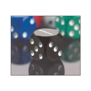 "3/4""loaded Dice Favor Your Company Logo On Each Roll"