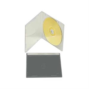 Super Maxi Slim Single Cd Jewel Case, 5.2 Mm