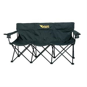 The Trio - Portable Sport 3 Person Chair Made Of 600 Denier Polyester