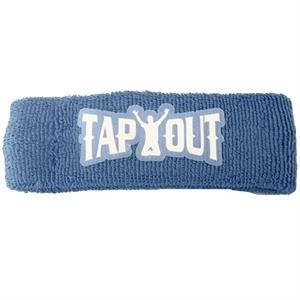 """2"""" Solid Headband with Full Color Printed Applique"""