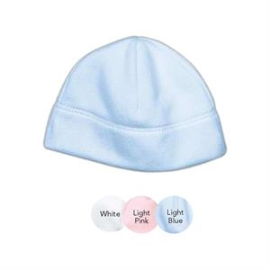Precious Cargo (r) - Infant 10 Oz. Anti-pill 100% Polyester Fleece Hat