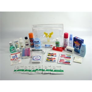 Female Personal Care Travel Kit