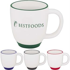 36-Hour Two Tone Bistro Mug - Free Rush!