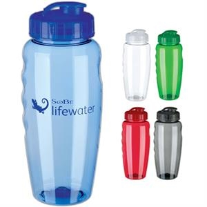 36-Hour Gripper Water Bottle 30oz. - Free Rush!