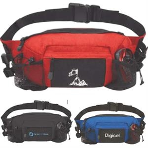 Trail Pack - Outdoor Style Fanny Pack With Concealed Pocket